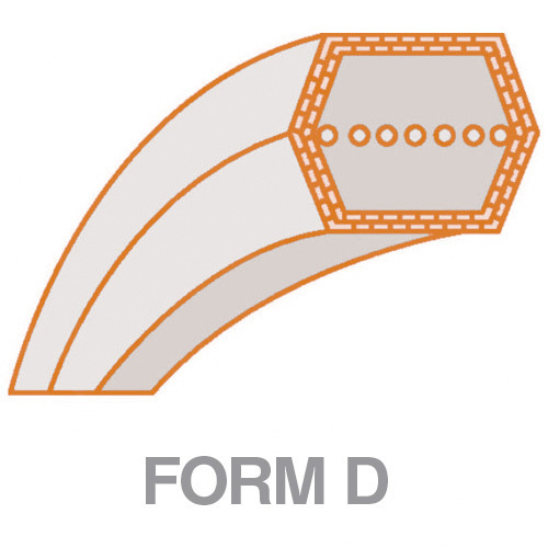 keilriemen rasenm her f r alko 514877 discher. Black Bedroom Furniture Sets. Home Design Ideas